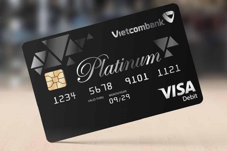 Có thể làm lại thẻ ATM Vietcombank bằng online hay không?