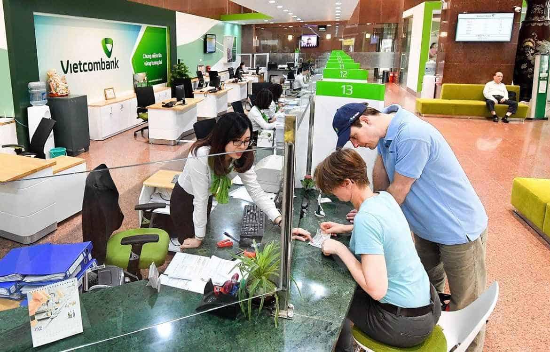 Giờ làm việc chi nhánh Vietcombank tại khu vực miền Bắc