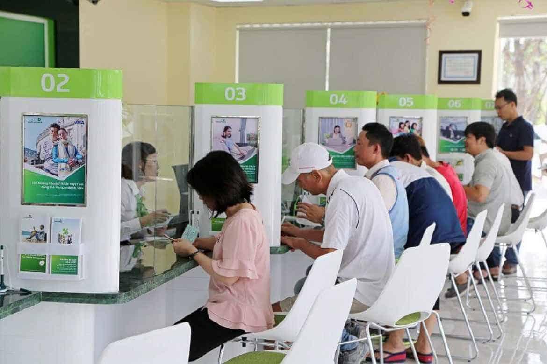 Giờ làm việc Vietcombank tại Hội sở chính