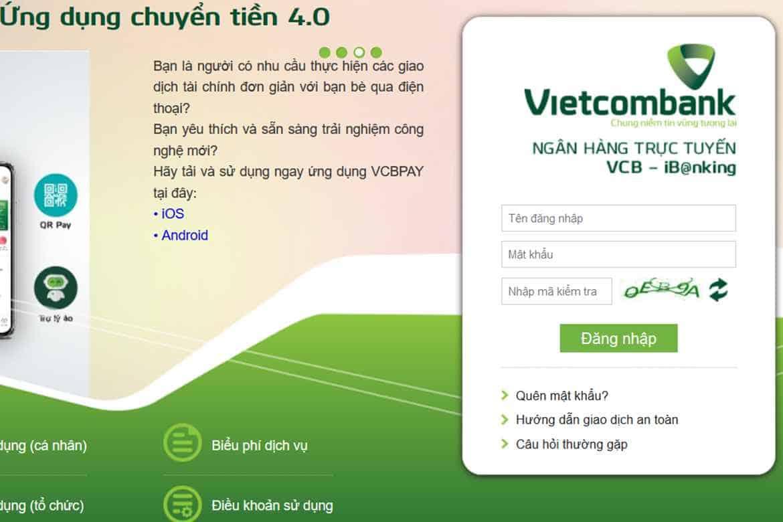 Ưu điểm khi sử dụng dịch vụ Internet Banking Vietcombank là gì?