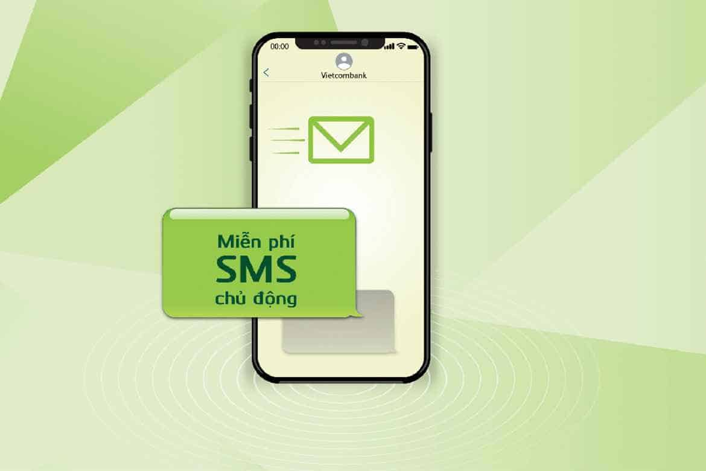 Ưu điểm khi sử dụng SMS Banking Vietcombank