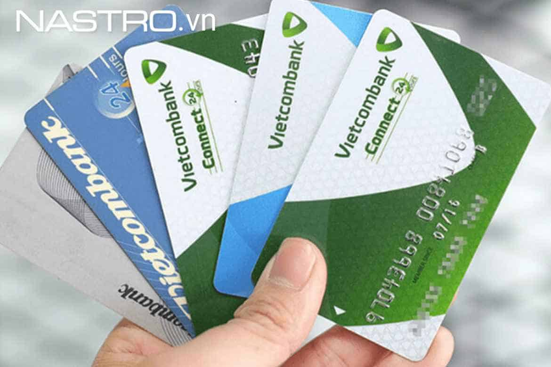 Các bước làm thẻ ghi nợ Visa Vietcombank