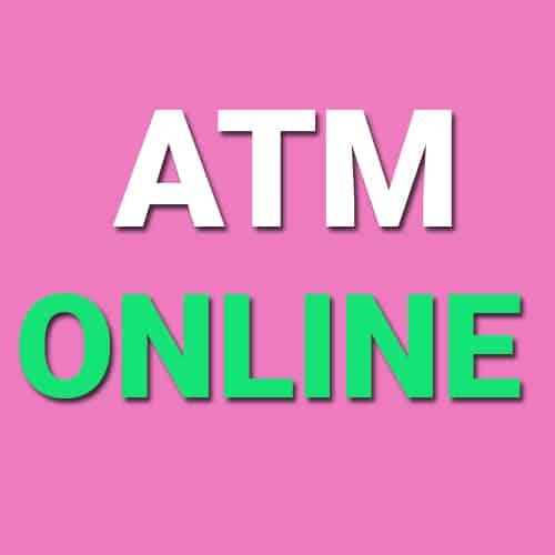 đăng ký atm online