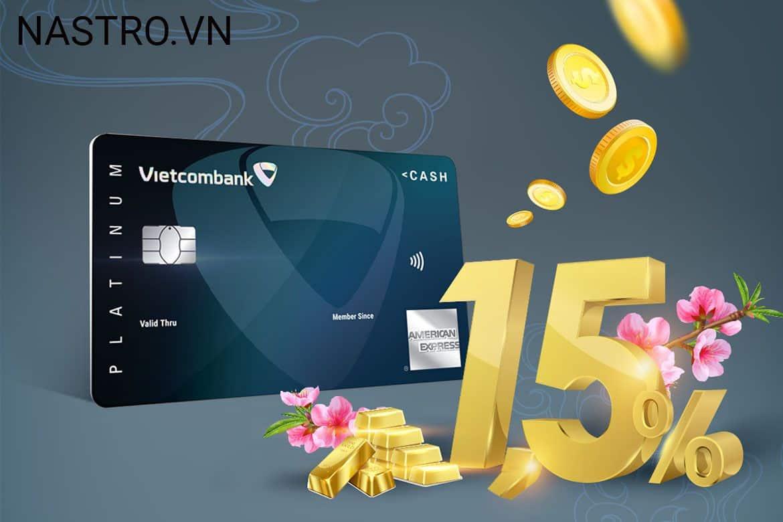 Điều kiện, thủ tục khi mở thẻ tín dụng Vietcombank