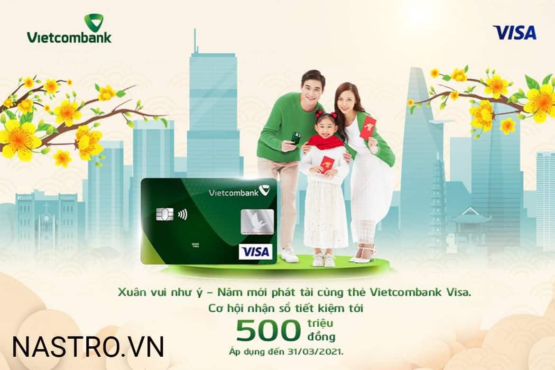 Vietcombank triển khai hỗ trợ khách hàng làm thẻ VietcomBank Online tại nhà nhanh chóng