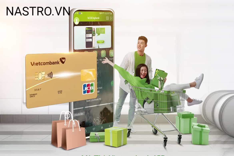 Lãi suất vay thẻ tín dụng ngân hàng Vietcombank