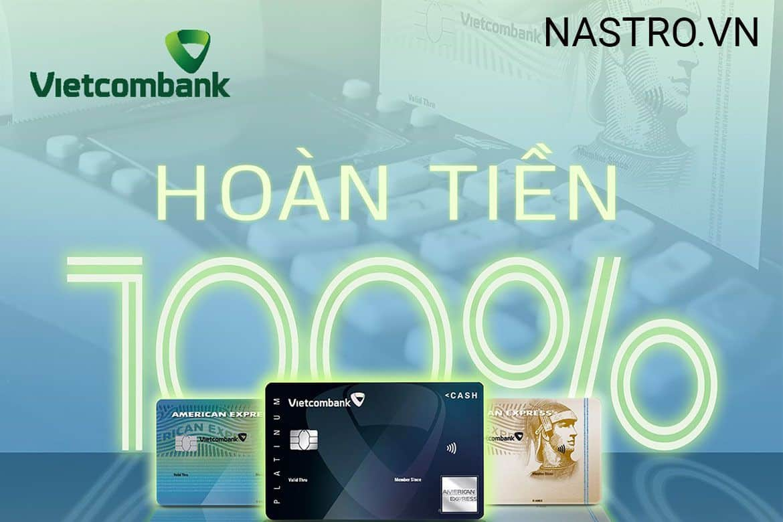 Rút tiền thẻ tín dụng Vietcombank có mất phí không?