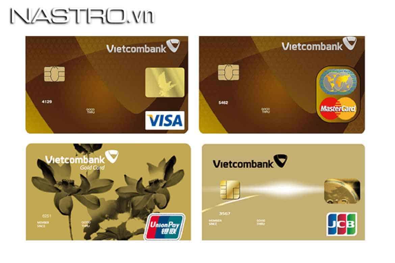 Thủ tục làm thẻ MasterCard Vietcombank như thế nào?