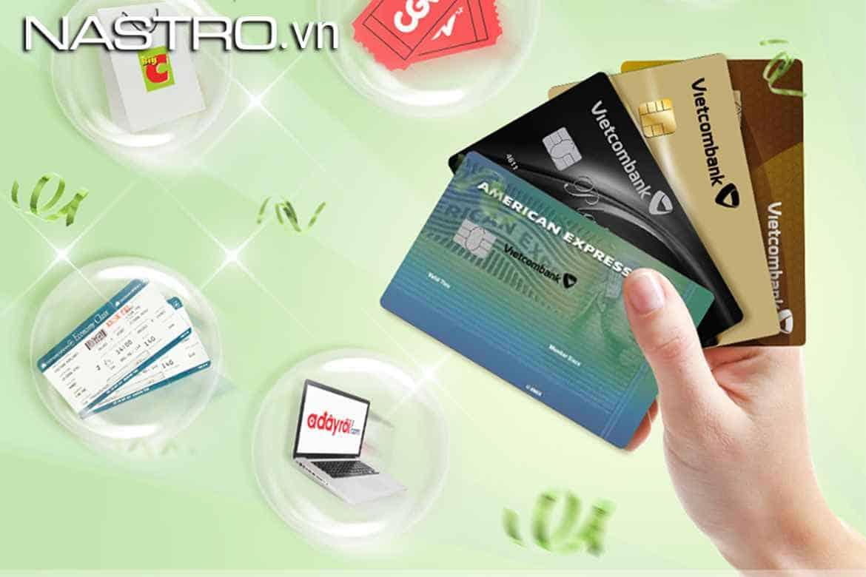 Ưu điểm làm thẻ MasterCard Vietcombank là gì?