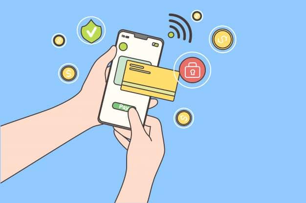 Thanh toán link vay tiền online ở đâu?