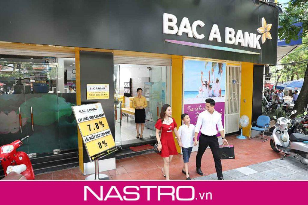 Có nên sử dụng dịch vụ ngân hàng Bắc Á không?