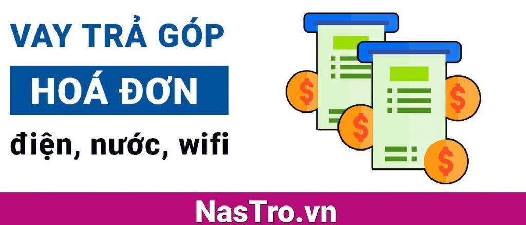 Hoá đơn: điện, internet, nước, truyền hình cap