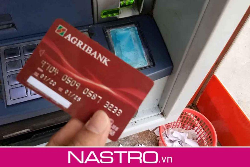 Xem số tài khoản ngân hàng Agribank ở đâu?