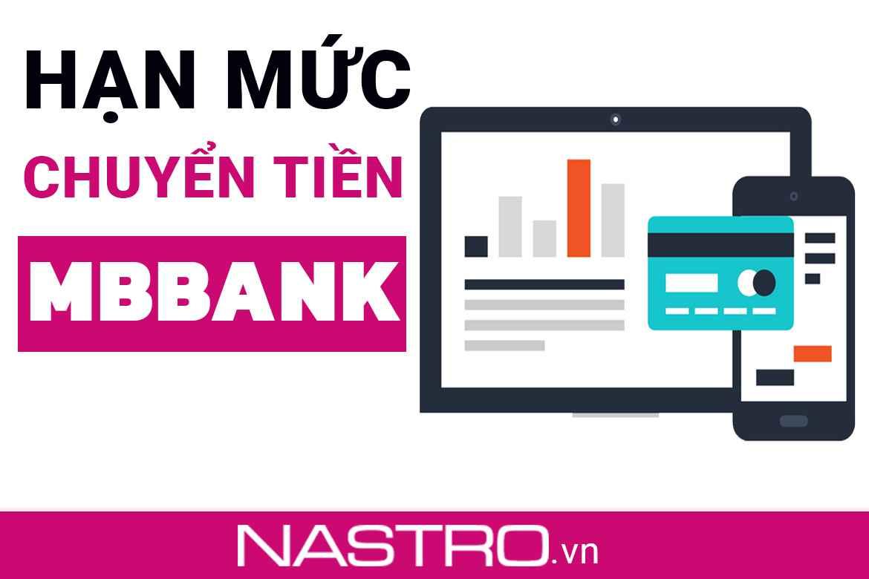 Cập nhật: hạn mức chuyển tiền MBBank bao nhiêu, có tốn phí?