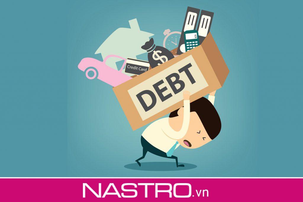 Nợ xấu có mấy nhóm?