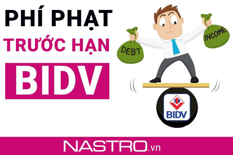 Phí phạt trả nợ ngân hàng trước hạn BIDV: Có thực sự cao?