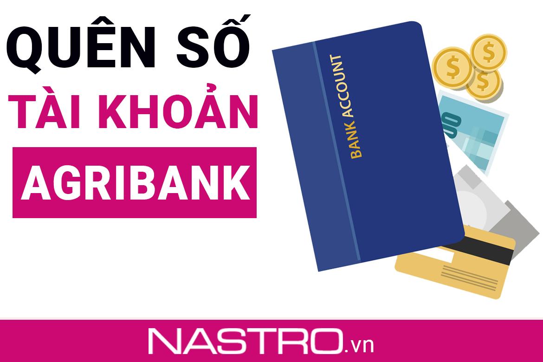 [Hướng dẫn] Quên số tài khoản Agribank: 5 Cách lấy lại nhanh