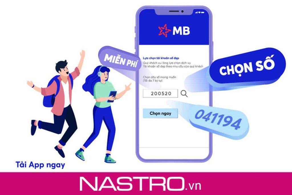 Sử dụng Internet Banking thông qua app MBBank