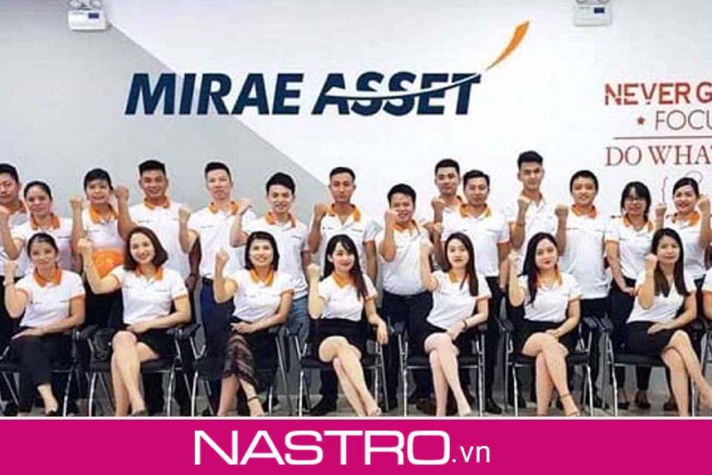 Quá trình hình thành Mirae asset Việt Nam