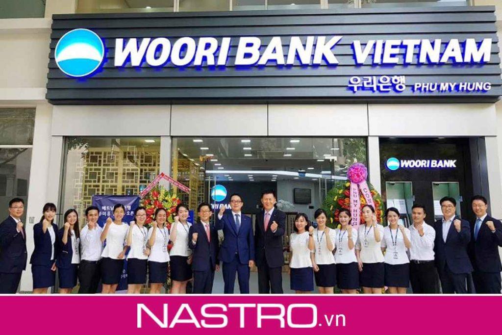 Ngân hàng Wooribank